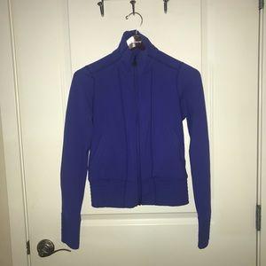 Rare lululemon bomber jacket